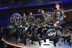 Lanzamiento Sky Racing Team VR46