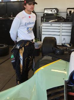 Pietro Fittipaldi, Dale Coyne Racing met Vasser-Sullivan Honda
