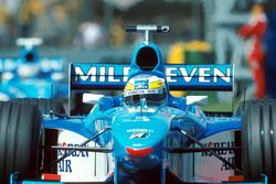 Giancarlo Fisichella, Benetton B198