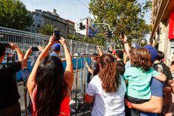 Fans en Parc Ferme