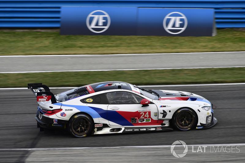 7. GTLM: #24 BMW Team RLL, BMW M8 GTLM