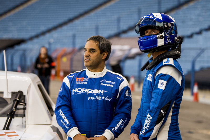 Juan Pablo Montoya, David Coulthard