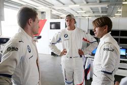 Аугусту Фарфус, Час Мостер и Марко Виттман, BMW Team Schnitzer
