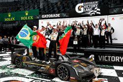 1. #5 Action Express Racing Cadillac DPi: Joao Barbosa, Filipe Albuquerque, Christian Fittipaldi