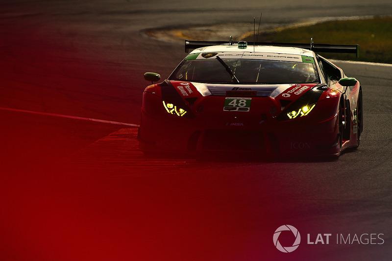 #48 Paul Miller Racing Lamborghini Huracan GT3, GTD: Madison Snow, Bryan Sellers, Andrea Caldarelli, Bryce Miller