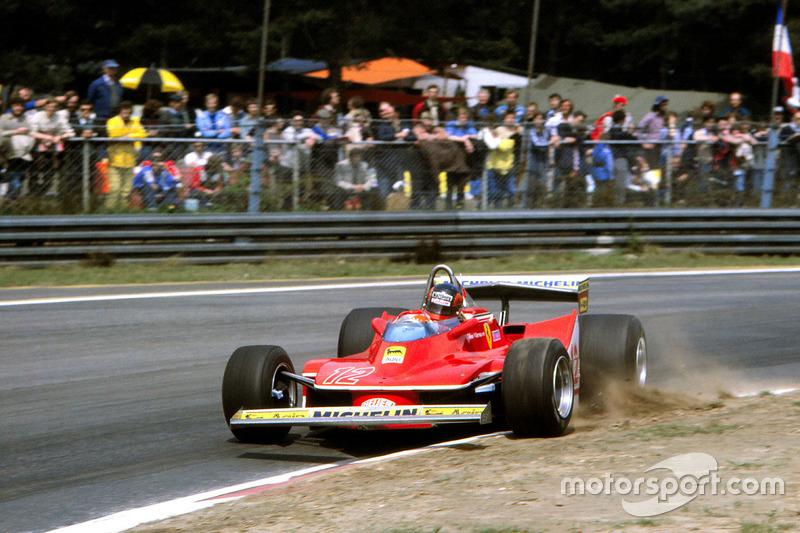 Belgium 1979, Gilles Villeneuve