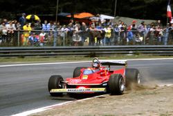 Bélgica 1979, Gilles Villeneuve