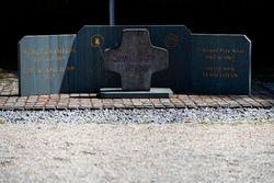 A memorial to Jim Clark