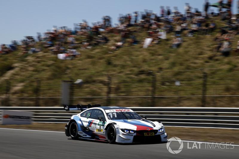 12. Marco Wittmann, BMW Team RMG, BMW M4 DTM