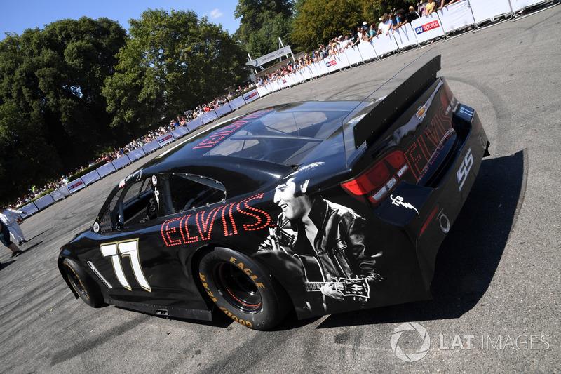 Ed Berrier, Nascar Chevrolet SS (54,71 detik)