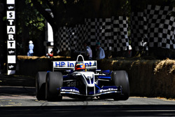 Карун Чандок на Williams FW26