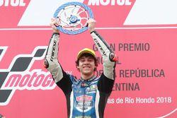 Ganador de carrera Marco Bezzecchi, Prustel GP