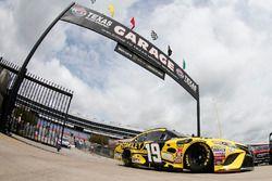 Daniel Suarez, Joe Gibbs Racing, Toyota Camry STANLEY Children's Miracle Network Hospitals National Champions
