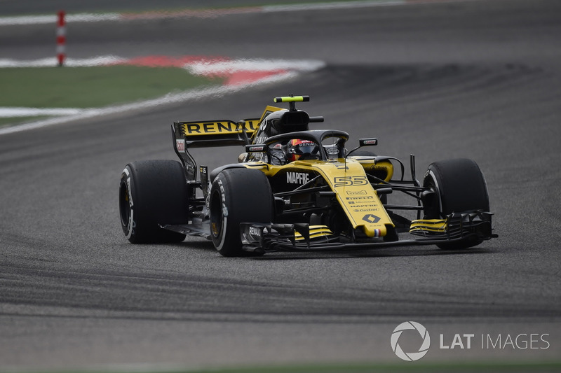 10. Carlos Sainz jr, Renault Sport F1 Team RS18