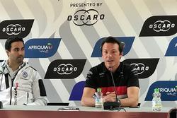 Mehdi Bennani, Sébastien Loeb Racing Volkswagen Golf GTI TCR, Jean-Karl Vernay, Audi Sport Leopard Lukoil Team Audi RS 3 LMSic Type R TCR