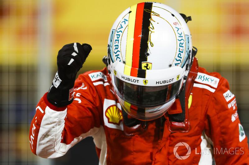 Bahreïn - Sebastian Vettel