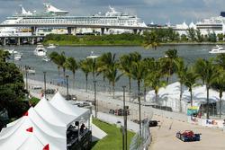 ALMS: Renn-Action im Bayfront Park in Miami