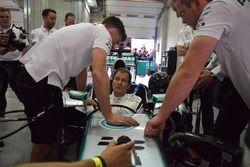 Aldo Costa, responsabile Progetto e Sviluppo Mercedes AMG F1
