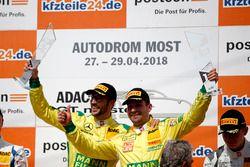 Sieger#47 HTP Motorsport Mercedes-AMG GT3: Maximilian Götz, Markus Pommer