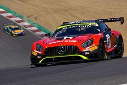 #87 Akka ASP Team Mercedes-AMG GT3: Nicolas Jamin, Felix Serralles