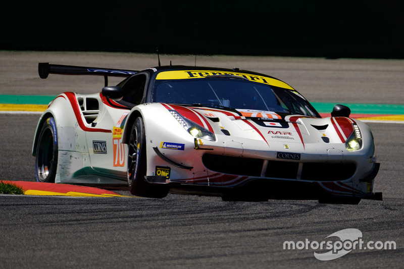 MR Racing - Ferrari 488 GTE - GTE Am