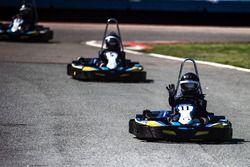 Participants au Kart
