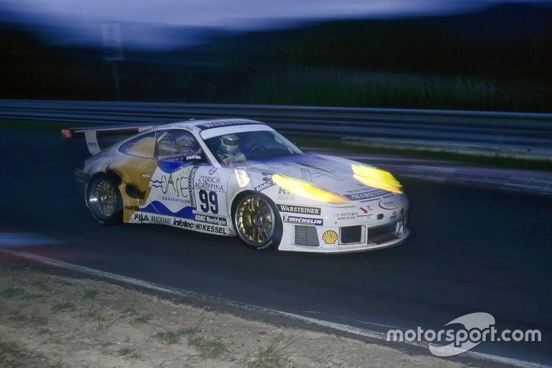 2000: Mayländer/Bartels/Alzen/Heger - Porsche 996 GT3R