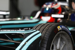 Michelin tyres detail