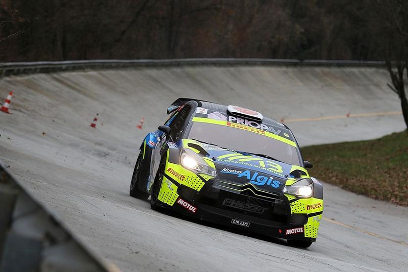 Alessandro Perico, Luca Rossetti, Citroën DS3 WRC
