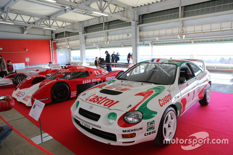 TOYOTA GT-One ST020, Celica GT-Four ST205