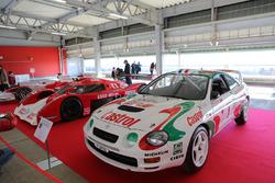 カストロール・セリカGT-Four ST205, TOYOTA GT-One ST020