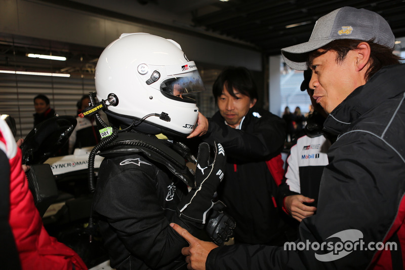 GAZOO Racing company友山社長, 脇坂寿一