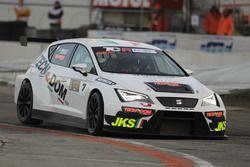 Jonathan Giacon, Seat Leon DSG TCR, Gr. Piloti Forlivesi