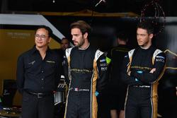 Jean Eric Vergne, Techeetah Renault Z.E. 1, Andre Lotterer, Techeetah