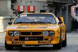 Carlo Incerti, Luigi Cazzaro, Lancia Rally 151