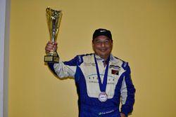 FARA MP2A Enduro Champion of Esio Vichiese of Ginetta USA