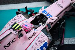 Esteban Ocon, Sahara Force India VJM10