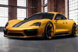 Porsche Taycan Exclusive Series (rendering)