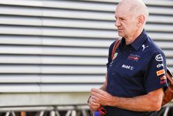 Adrian Newey, Director técnico, Red Bull Racing
