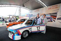 Toine Hezemans y BMW 3.0 CLS