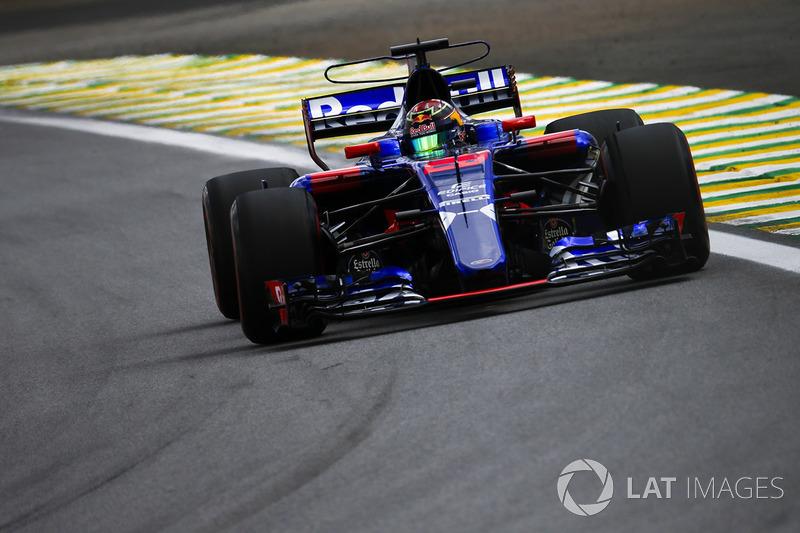 18. Brendon Hartley, Scuderia Toro Rosso STR12