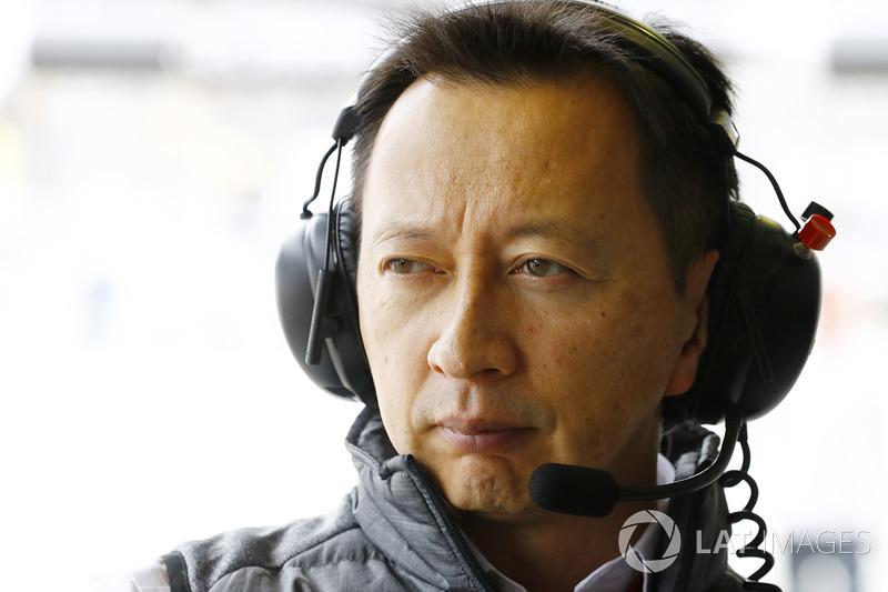 Yusuke Hasegawa, Gerente Senior Honda