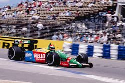 Emanuele Pirro, Benetton B189 Ford
