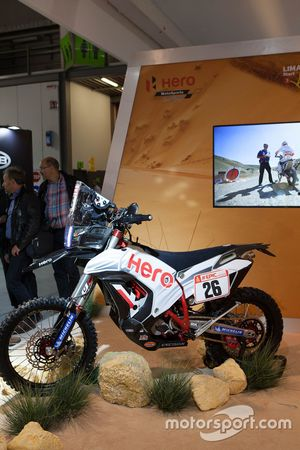 Moto da Rally Hero MotoSports Team