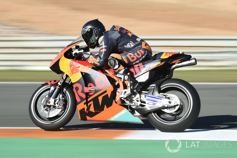 Mika Kallio, Red Bull KTM Factory Racing - 2 cadute (wild card)