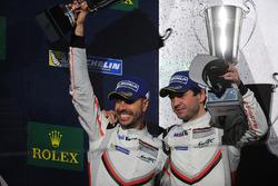 GTE Pro Podyum: 2. Richard Lietz, Frederic Makowiecki, Porsche GT Team