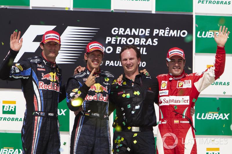 2010: Sebastian Vettel, Red Bull