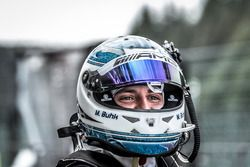 #43 Strakka Racing Mercedes-AMG GT3: Maximilian Buhk