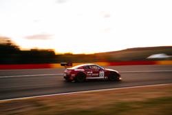 #22 GT SPORT MOTUL Team RJN Nissan GT-R Nismo GT3: Struan Moore, Ricardo Sanchez, Jordan Witt, Sean Walkinshaw