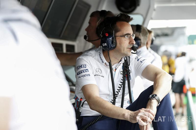 David Redding, Team Manager de McLaren